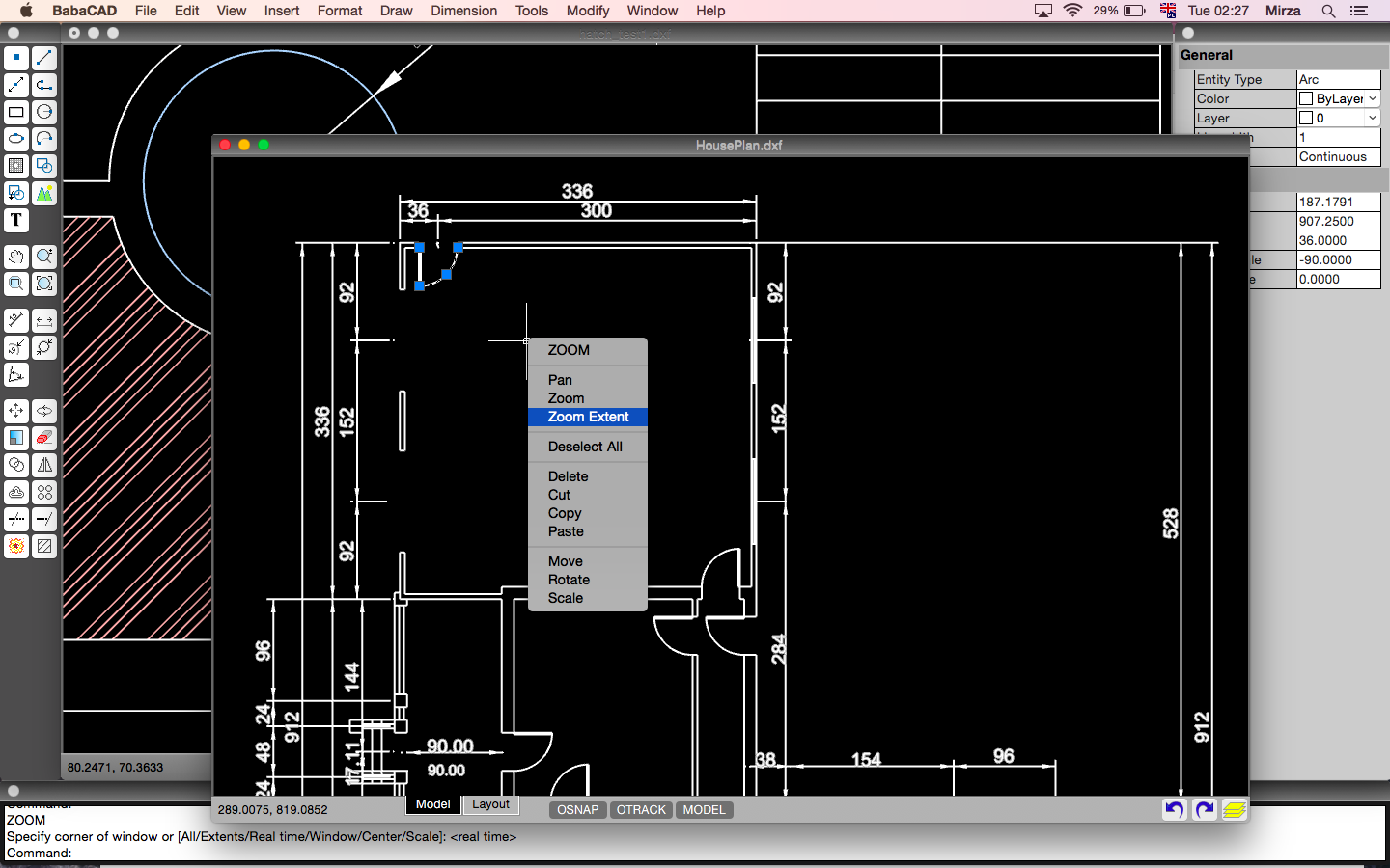 Babacad free cad software for mac os for Free cad software